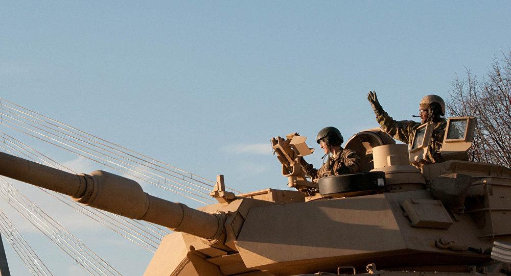 Польша отправит вЛатвию танковую роту: защищать отРоссии