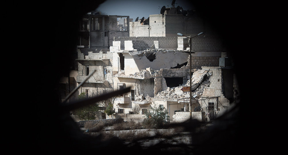 Situācija Alepo pisētā