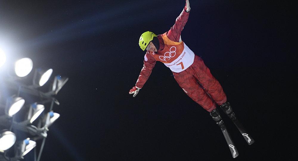 Российский фристайлист Илья Буров завоевал бронзу ОИ-2018