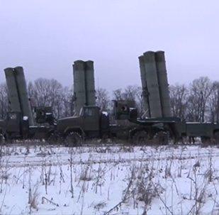 Тактические учения с применением комплексов С-300 в Ростовской области