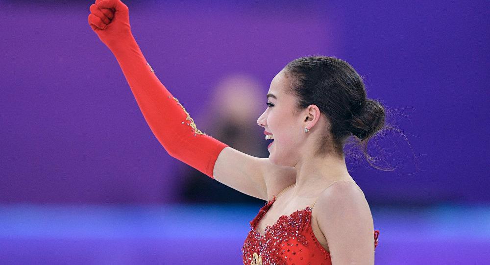 Фигуристка Загитова принесла России первое золото на Олимпиаде