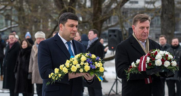 Украина вместе с Латвией увеличили объемы торговли на27 процентов