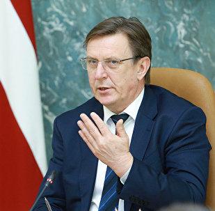 Latvijas premjerministrs Māris Kučinskis