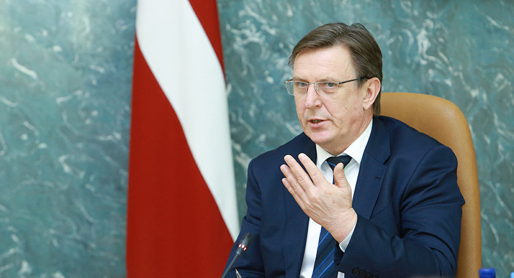 Latvijas premjerministrs Māris Kučinskis. Foto no arhīva