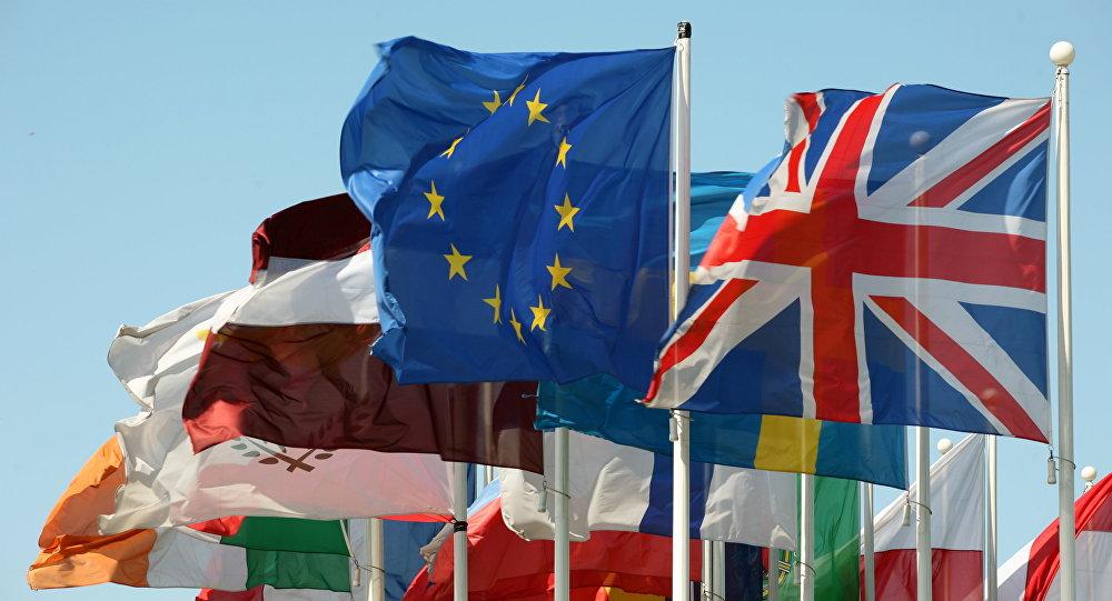 ES valstu karogi