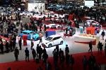 Летающий автомобиль и другие новинки женевского автосалона