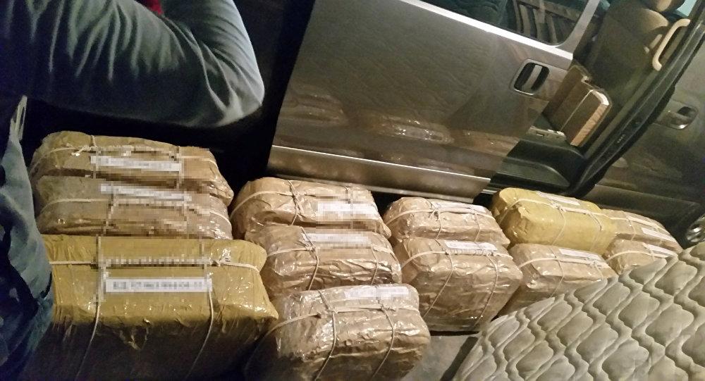 Кокаин, найденный в российском посольстве в Буэнос-Айресе