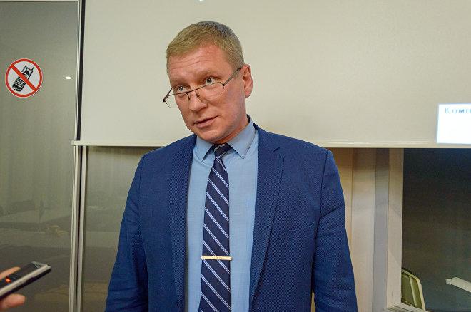Председатель городского собрания Нарвы Александр Ефимов