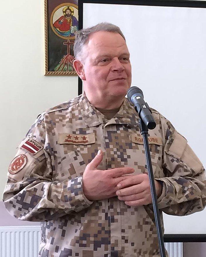 Генерал-патриот Раймонд Граубе