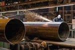 Трубы для строительства газопровода Северный поток-2