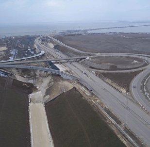 Kā izskatīsies Krimas tilts