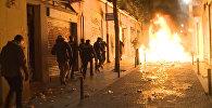 Migranti nopostījuši Madrides centru pēc ielu tirgotāja nāves