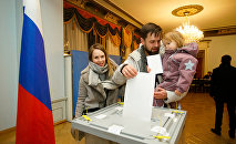 Последние проголосовавшие на выборах президента РФ в Латвии