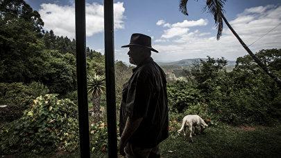 Lauksaimnieks Dienvidāfrikas Republikā