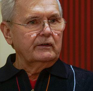 Bijušais ārlietu ministrs Jānis Jurkāns.