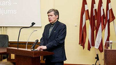 Гунтис Калме - лютеранский священник