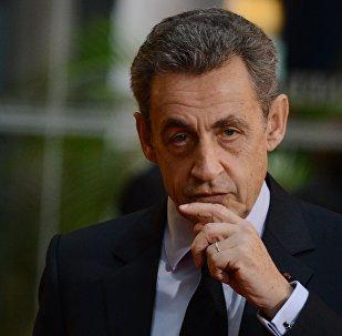 Francijas eksprezidents Nikolā Sarkozī