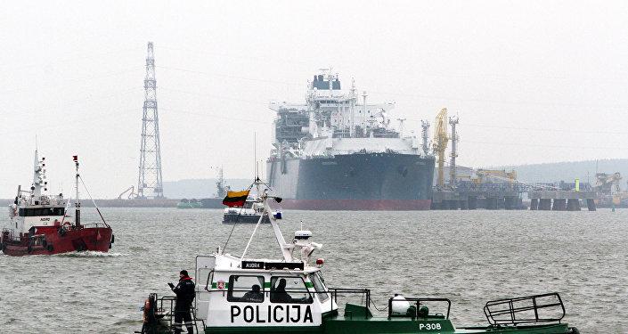 Литва подписала договор с североамериканским поставщиком сжиженного газа