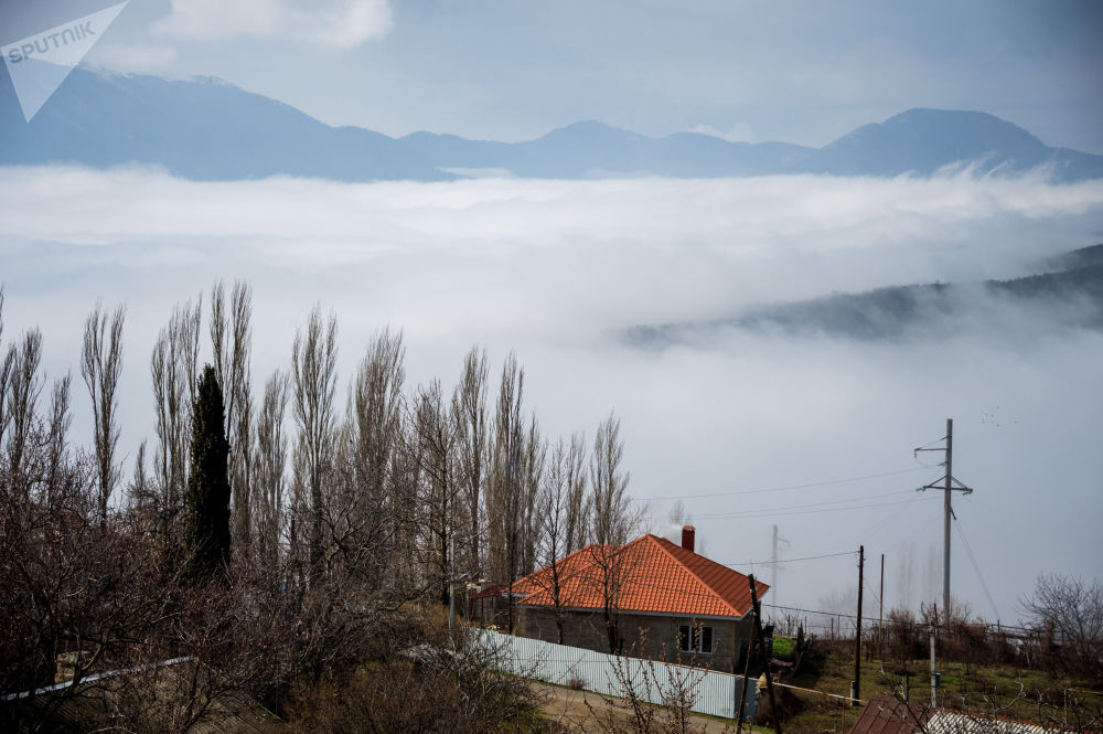 Село Лучистое, Крым