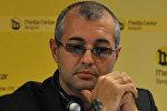 Секретарь Союза журналистов России, член исполнительного комитета Международной федерации журналистов Тимур Шафир