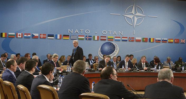 Krievijas un NATO apspriede Briselē