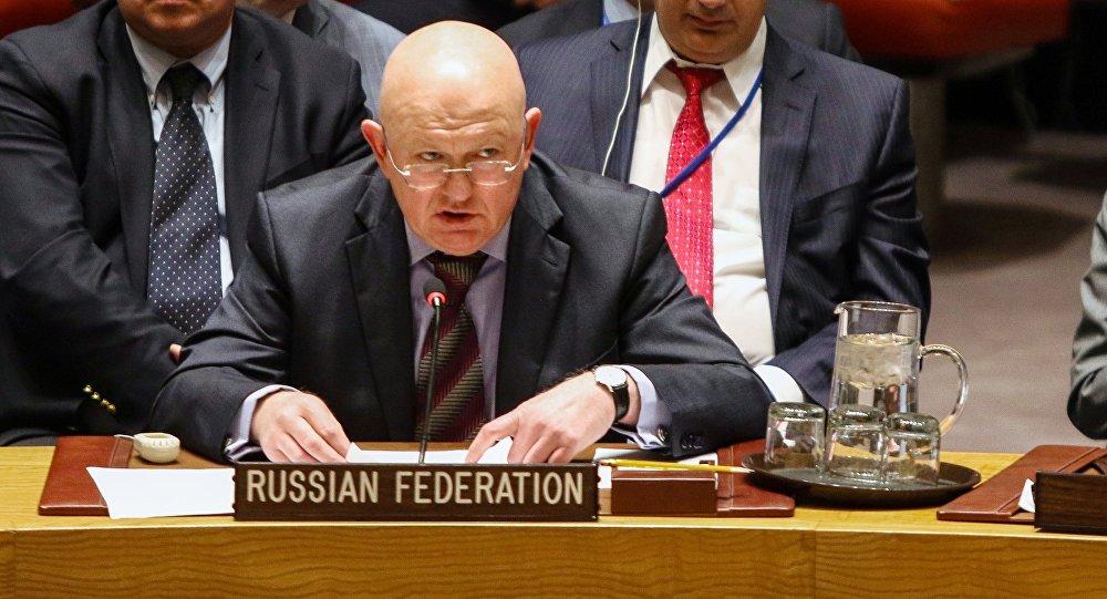 РФ рассчитывает, что точка невозврата вситуации вокруг Сирии небудет пройдена