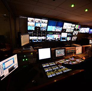 Вести: 25 лет в эфире российского телевидения, архивное фото