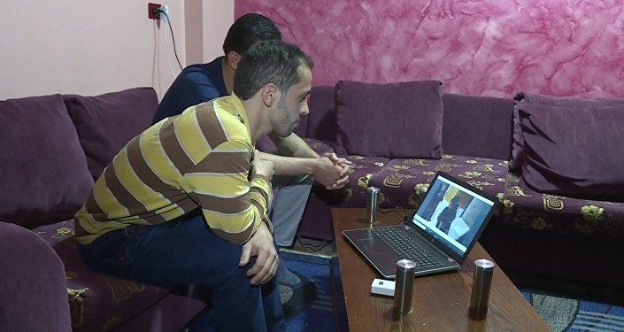 Krievijas AM atradusi Dumas ķīmiskā uzbrukuma seku videoieraksta dalībniekus