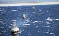 Ziemeļu jūras ceļš