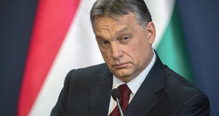 Ungārijas premjerministrs Viktors Orbans