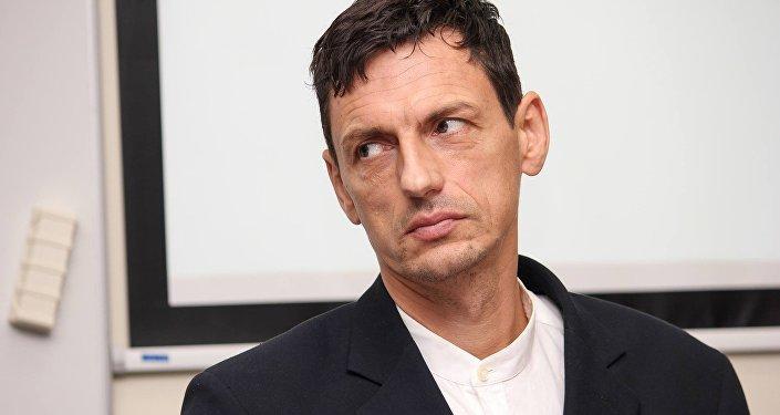 Ahmeds Roberts Kļimovičs. Foto no arhīva