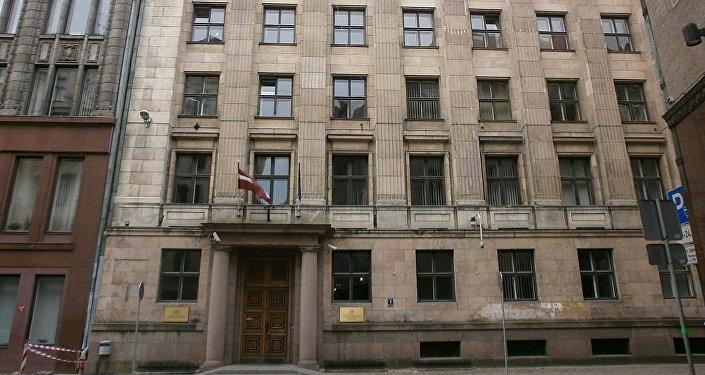 Latvijas Valsts ieņēmumu dienests. Foto no arhīva