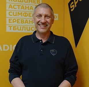 Врач-психиатр высшей категории Александр Федорович