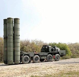 Подразделения ПВО развернули С-400 на учениях Южного военного округа