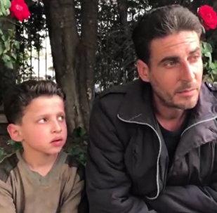 Мальчик из видео про химатаку в Думе рассказал про съемки