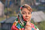 Нина Дорошина в фильме Любовь и голуби