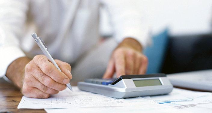 Nodokļi. Foto no arhīva