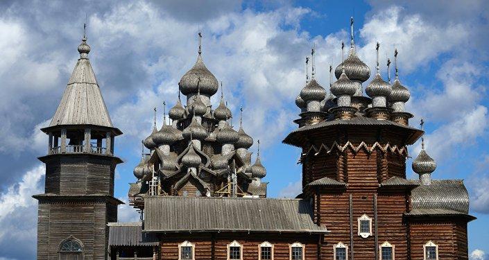 Muzejs-rezervāts Kiži. Foto no arhīva