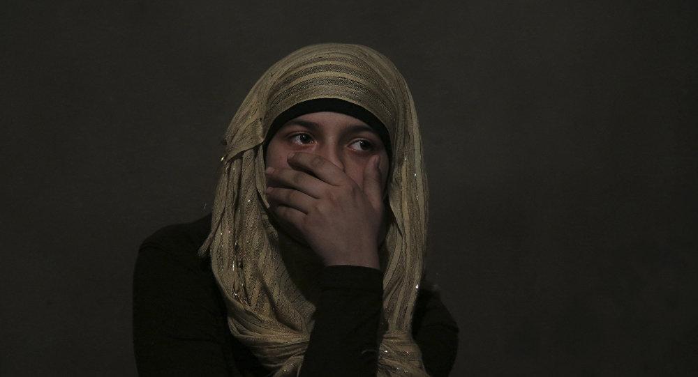 Портрет мусульманки
