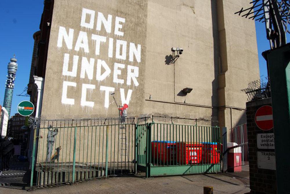 One nation under CCTV vai Lielais brālis vēro tevi