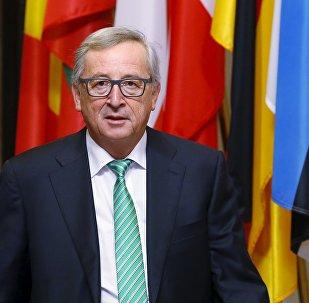 Eiropas Komisijas priekšsēdētājs Žans Klods Junkers