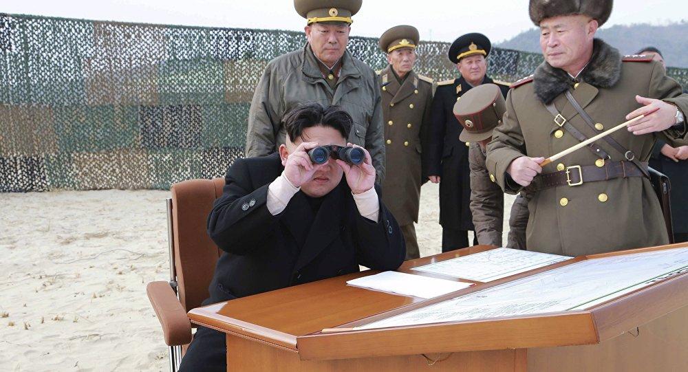 КНДР запустила ракеты малой дальности