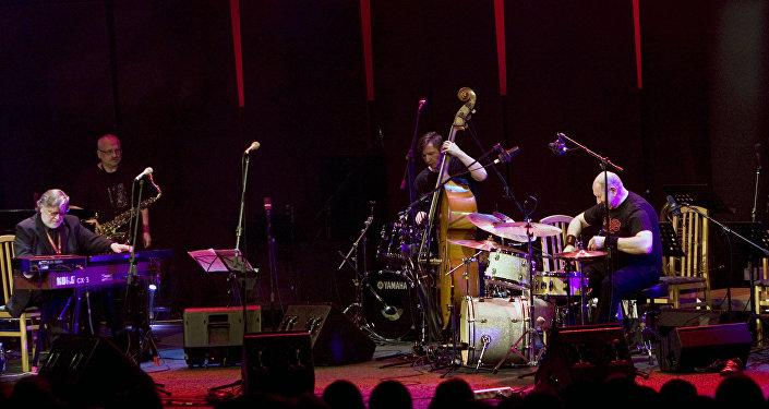 Международный джазовый фестиваль в Литве. Архивное фото