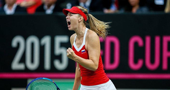 Теннисистка Мария Шарапова объявила на экстренной пресс-конференции о положительной допинг-пробе во время Australian Open.