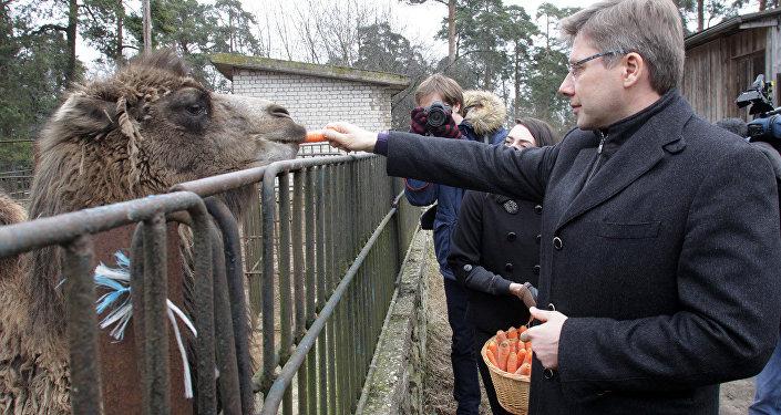 От нашего зоопарка - вашему!