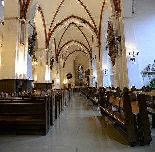 Doma baznīca. Foto no arhīva