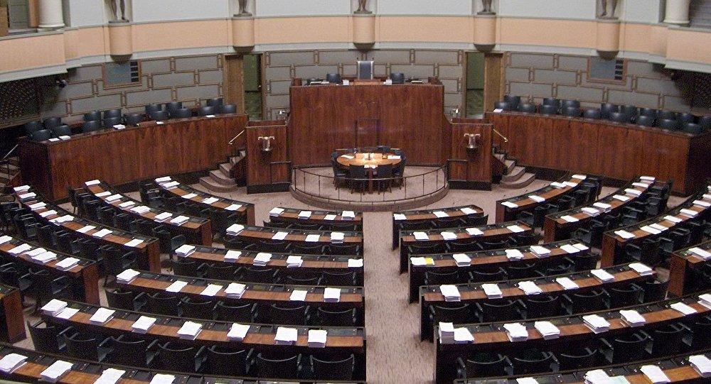 Эдускунта — однопалатный парламент Финляндии