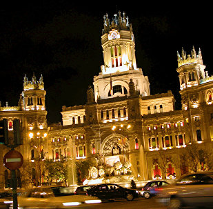 Мадрид, архивное фото