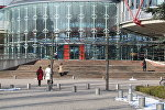 Здание ЕСПЧ в Страсбурге, архивное фото