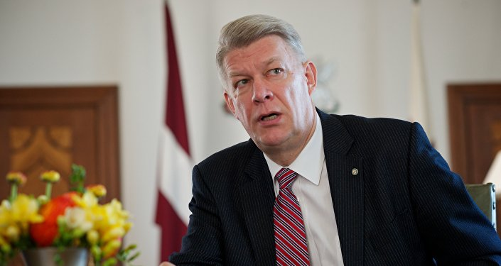 Bijušais Latvijas prezidents Valdis Zatlers